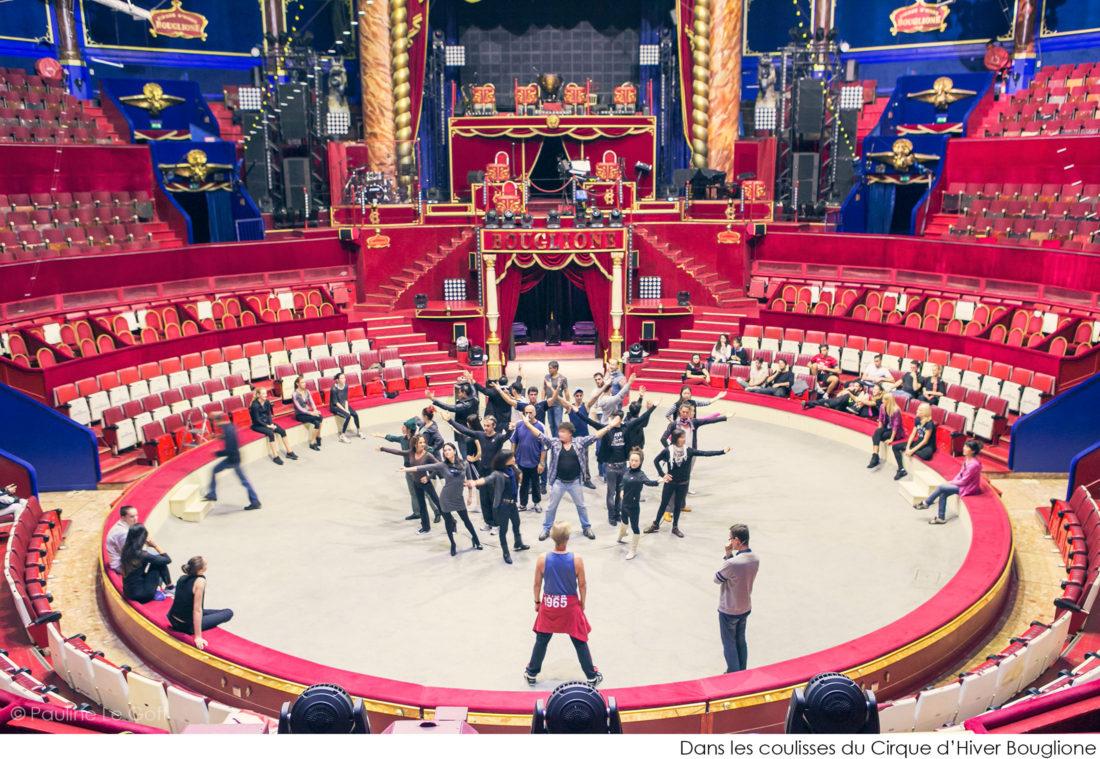 Cirque d'Hiver Bouglione © Pauline Le Goff