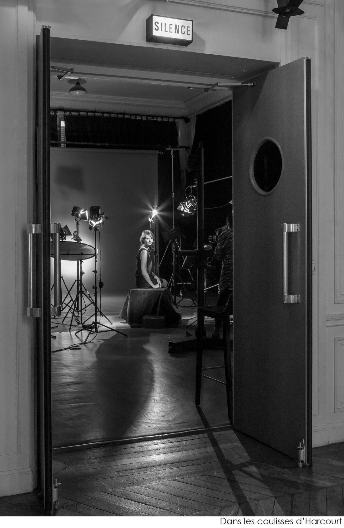 Harcourt © Pauline Le Goff