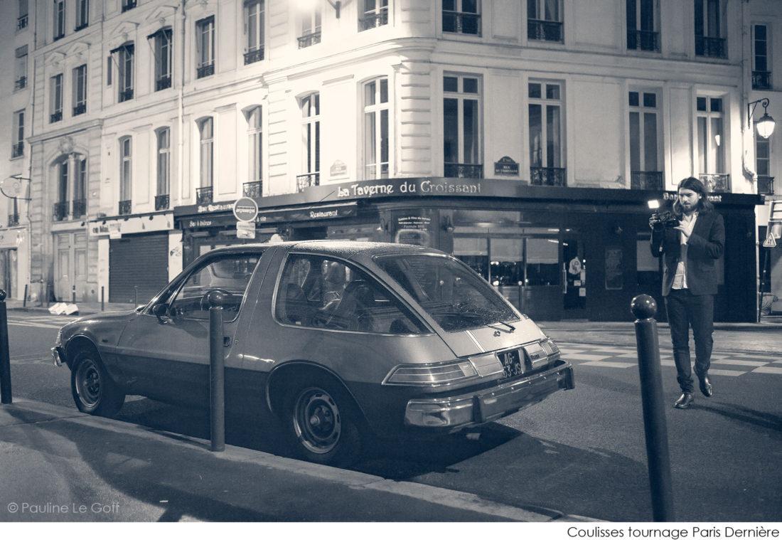 Paris Dernière - Alexandre Jonette © Pauline Le Goff