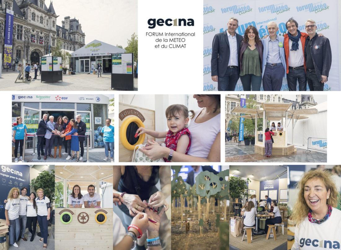 Gécina - Forum International de la Météo et du Climat