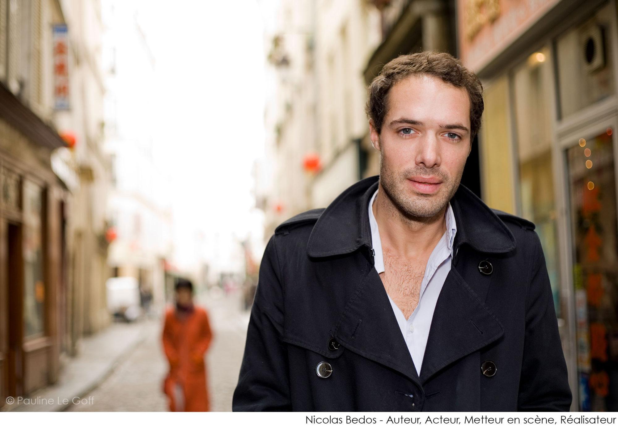 Nicolas Bedos © Pauline Le Goff