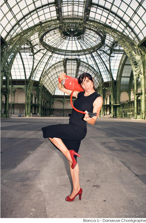 Bianca Li © Pauline Le Goff