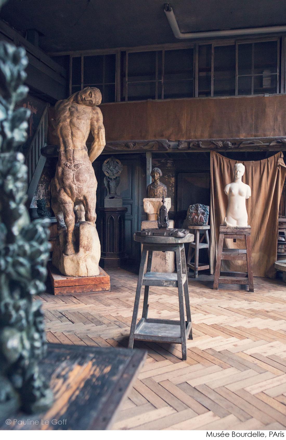 Musée Bourdelle © Pauline Le Goff