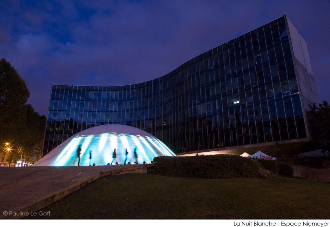 Espace Niemeyer © Pauline Le Goff