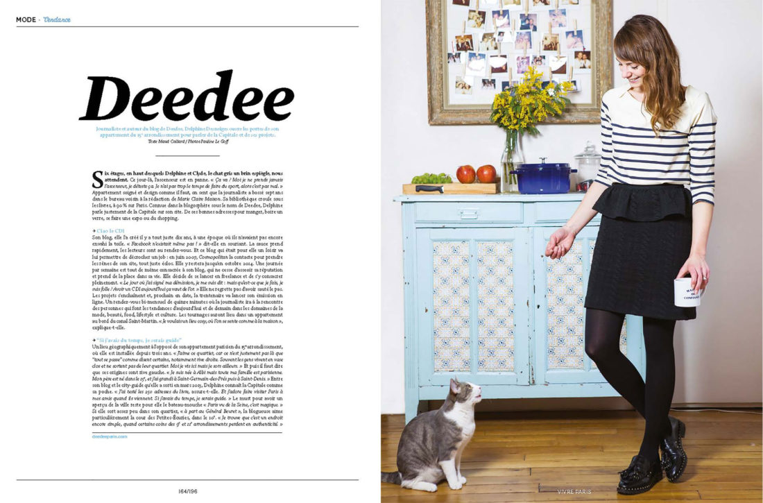 Deedee © Pauline Le Goff