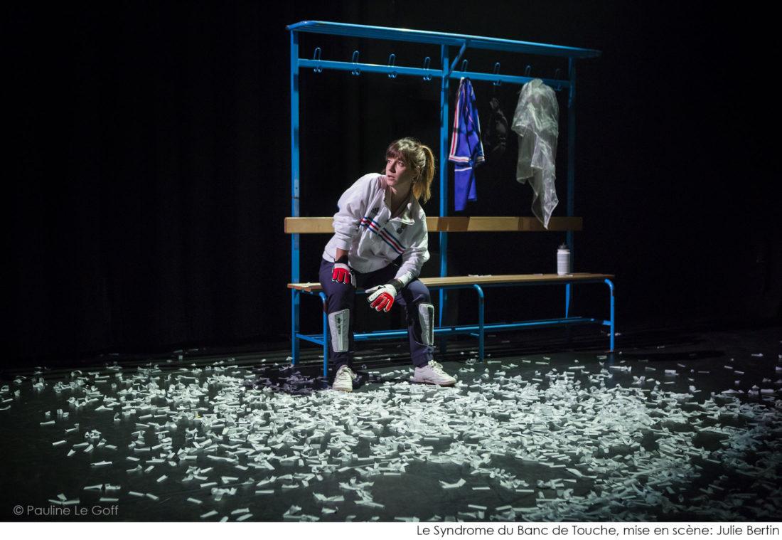 Le Syndrome Du Banc De Touche - Julie Bertin - Lea Girardet - © Pauline Le Goff
