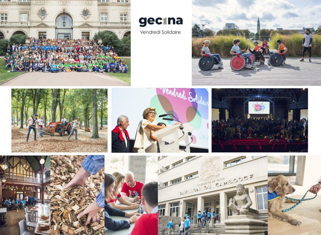 Gécina - Vendredi Solidaire