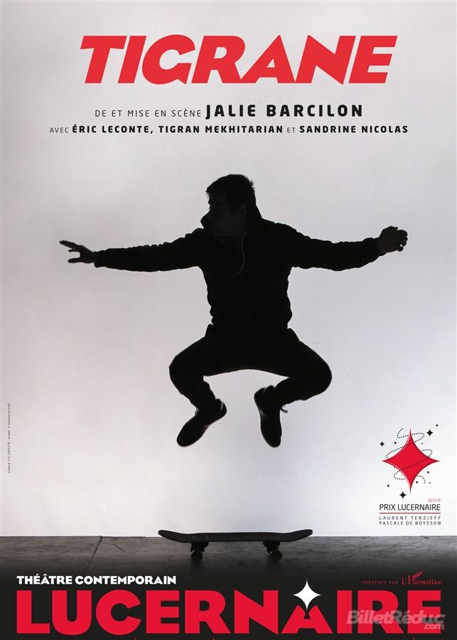 Tigrane - Jalie Barcilon - Lucernaire